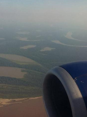Destination Amazonie!