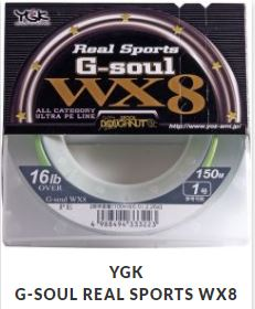 YGK - WX8